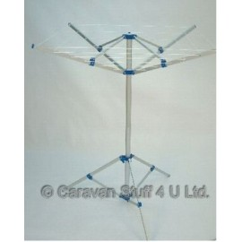 Rotary Airer 4 arm Washing Line