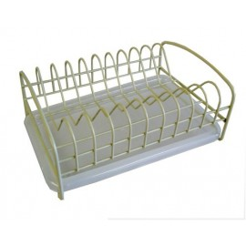 Mini Dish Drainer with Drip Tray