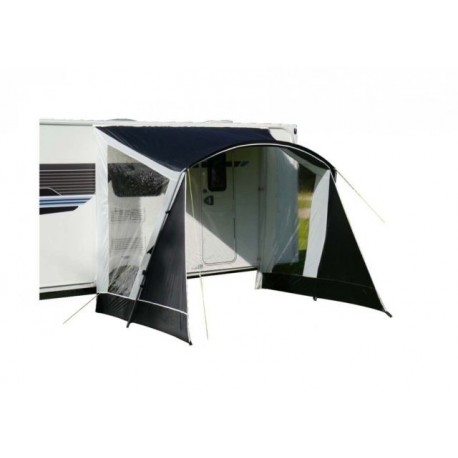 Lightweight door canopy