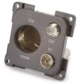 CBE 12v, Satellite & TV Socket
