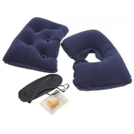 4 Piece Inflatable Travel Kit