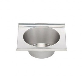 "Stainless Steel Sink / Bowl - 12"" x 10½"""