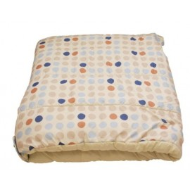 Sleeping Bag Large Single - 52oz - Dots