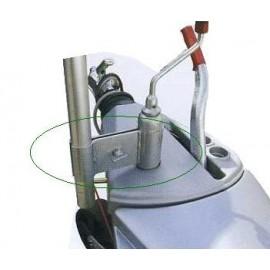 Rotary Airer Jockey Wheel Clamp