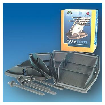 Caravan Leg Stabiliser Carafoot Jack Pads Pad