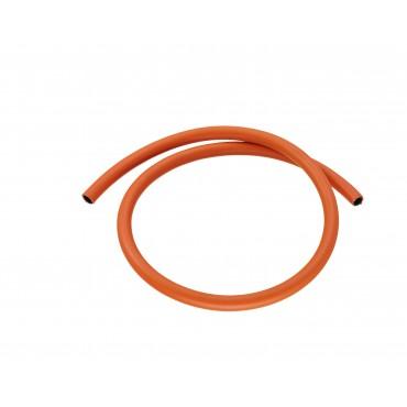 High Pressure Orange LPG Gas Hose - 8mm Internal Diameter - BS3212 Marked