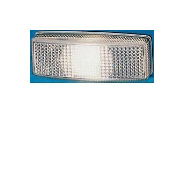Caravan Trailer Hella Front Marker Lamp Clear