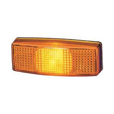 Caravan Trailer Hella Side Marker Lamp Amber