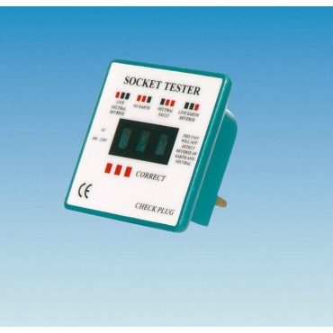 240v Mains Polarity Tester