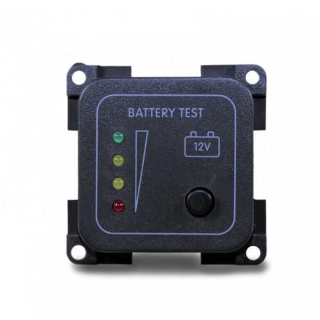 Caravan motorhome cbe modular electrical 12v battery for Electric motor test panel