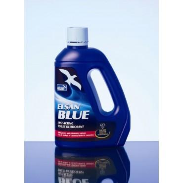 Caravan Campervan Toilet Elsan Blue 4ltr