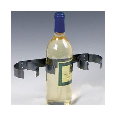 Caravan Motorhome Wine / Spirit Three Bottle Holder