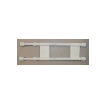 Cupboard Retaining Double Bars