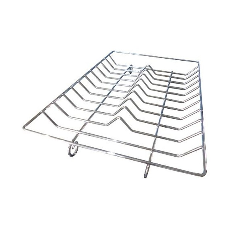 Caravan Kitchen Accessories: Wire Chrome Mini Dish Drainer