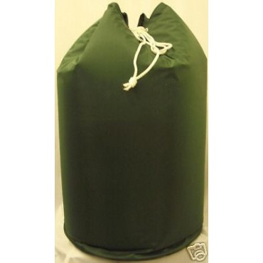 Caravan Insulated Aquaroll Storage Bag - Green