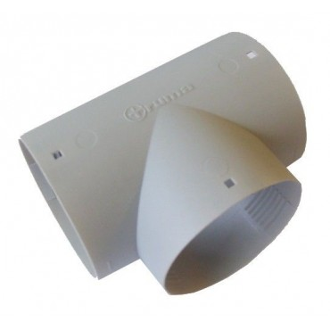 Truma Blown Air Heating Duct Tee Piece (for use with ducting only)