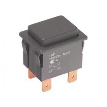 Caravan / Motorhome Thetford 23716 Cassette Toilet Flush Switch C200 S / CS