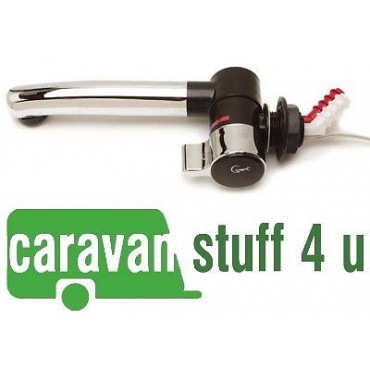 Caravan Motorhome Comet London Mixer Tap Chrome