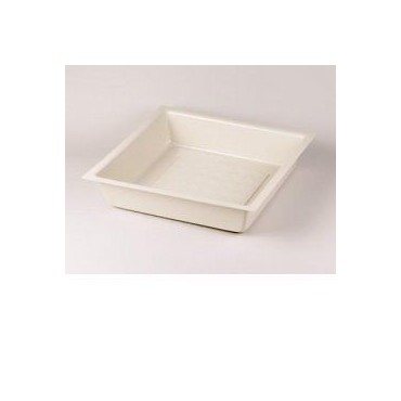 Ivory Shower Tray For Caravan Or Camper Van