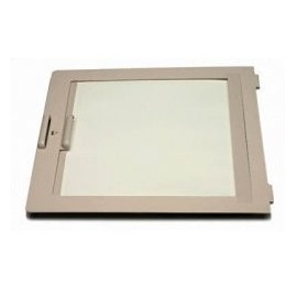 Rooflight Flyscreen & Blind - 400x400 - Beige