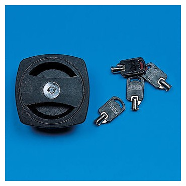 Caraloc 640 High Security Lock Replacement Front
