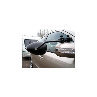 Milenco Aero Mk2 Flat Caravan Towing Mirror Single