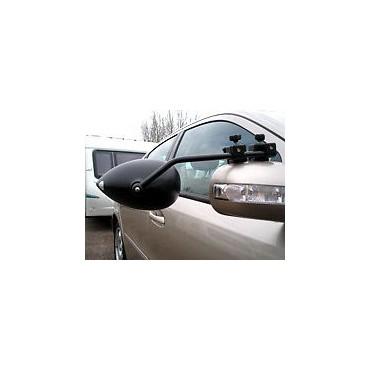 Milenco Aero Mk2 Convex Caravan Towing Mirror Single