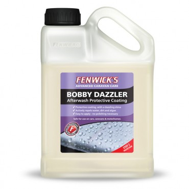 Fenwicks Superior Products Bobby Dazzler Caravan Rinse