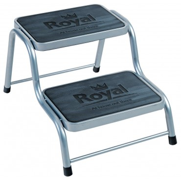 Royal Double Steel Step