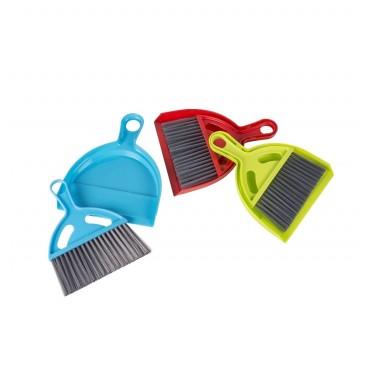 Kampa Bristle Xl Compact Dustpan And Brush Set!