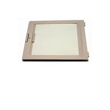 400x400 Rooflight Flyscreen & Blind - Beige