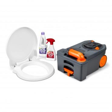 Thetford C250 / C260 Toilet Holding Tank & Seat Fresh Up Kit
