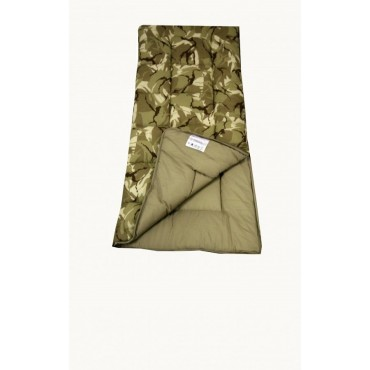 Junior Sleeping Bag with Stuff Sac - SunnCamp Camouflage