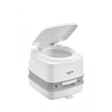 Porta Potti 335 Qube - Compact Caravan Chemical Toilet
