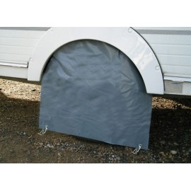 Motorhome Wheel Cover Strong - Single