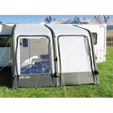 Crusader Climate AIR Zone 300 Inflatable Caravan Porch Awning