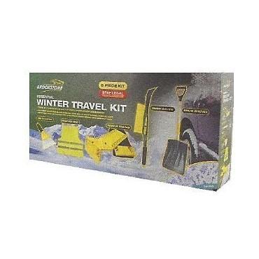 Brookstone Winter Essentials Travel Kit