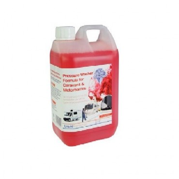 Blue Diamond Pressure Washer Formula For Cleaning Caravans & Motorhomes