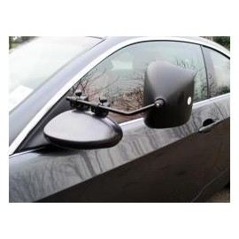Milenco Grand Aero Twinpack Mirrors - Convex