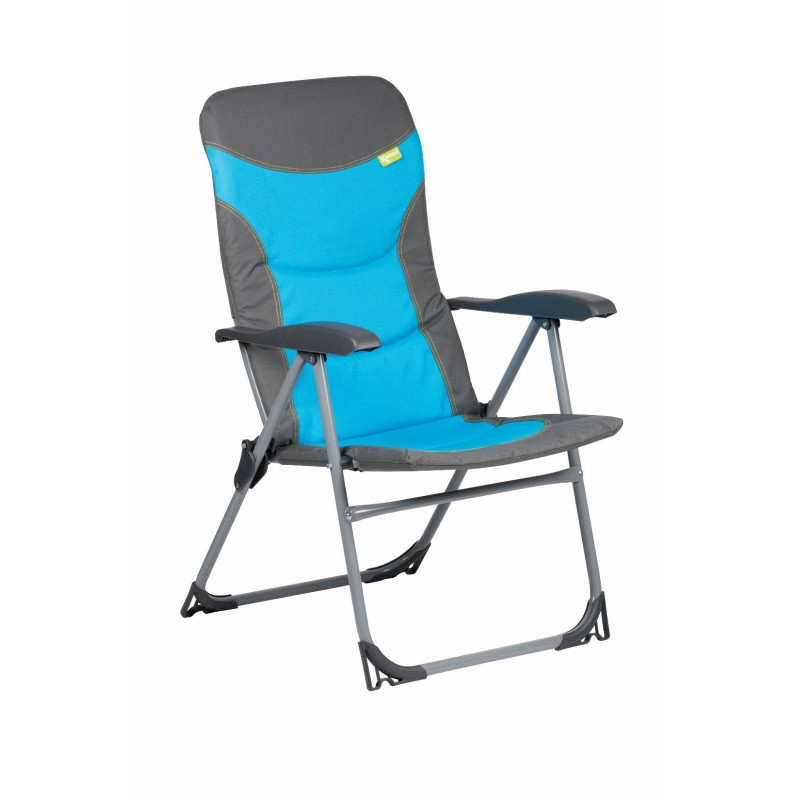 Kampa Lightweight Folding Skipper Reclining Camping Chair