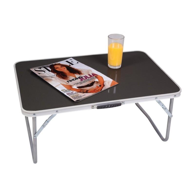 Caravan camping kampa super lightweight low table for Super u table exterieur