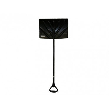 Simply Large & Wide Snow Shovel With Strong Steel Handle