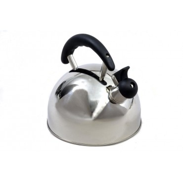 Sunncamp Rapport 1.6 Litre Stainless Steel Whistling Kettle