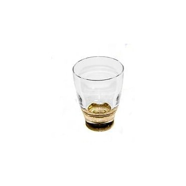 Quest Elegance Low Polycarbonate Tumbler 'Glass'
