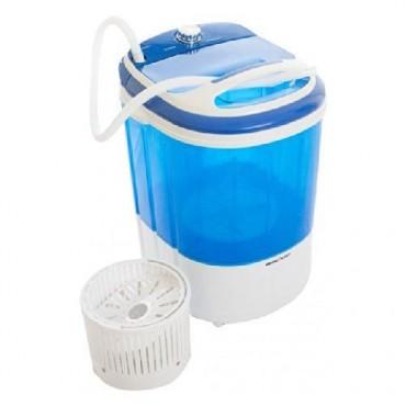 Swiss Luxx Dual Tub Portable Washing Machine & Spin Dryer