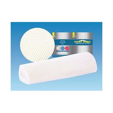 Caravan Home Car Anti Slip Mat Shelf Liner - Off-White - 3 Metres X 40cm