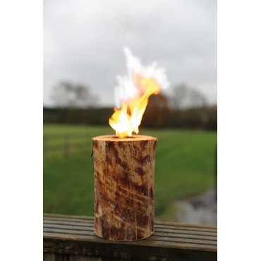 Quest Log Candle for the Garden, Barbecues, Festivals, Camping, etc