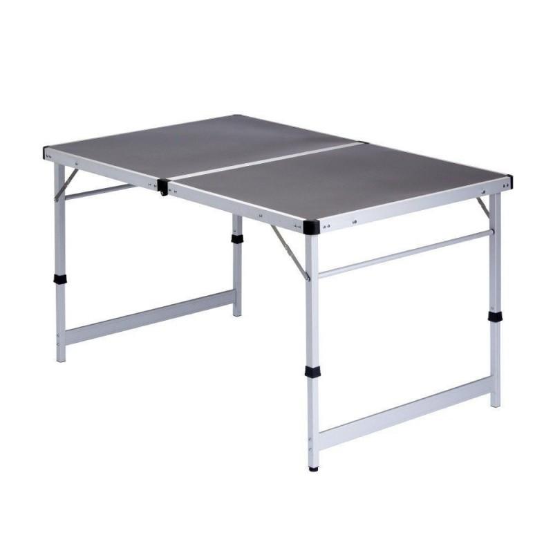 Isabella camping lightweight folding table 80x120x70cm caravan stuff 4 u - Lightweight camping tables ...