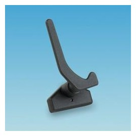 Window Lever Latch Lock - Black - PF