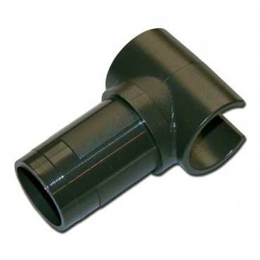 900060282 Isabella Fork Coupling Zinox / CarbonX 25mm ID